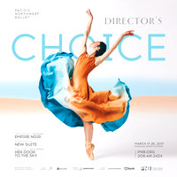 Pacific Northwest Ballet | Director's Choice Poster |