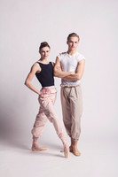 World Wide Ballet Product Shoot | Elle Macy & Dylan Wald | Trash Bag Pants