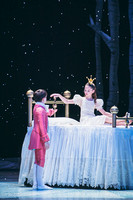 Pacific Northwest Ballet School students in George Balanchine's The Nutcracker