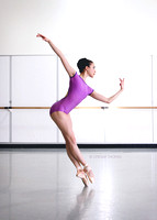 Amy Young | Ballet Audition Photo